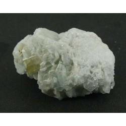 Yellow Apatite Crystal Matrix