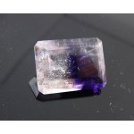 Amethyst Rectangle Style Facet  - for Jewellery making