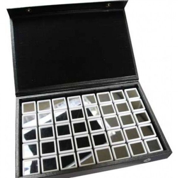 Gemstone Display Tray for 30mm by 30mm Boxes 40 in Total
