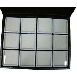 Gemstone Display Tray for 60mm by 60mm Boxes 12 in Total