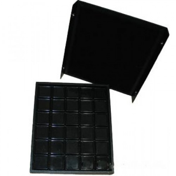 Gemstone Display Tray for 40mm by 40mm Boxes 40 in Total