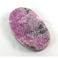 Cobaltoan Calcite Cabochon