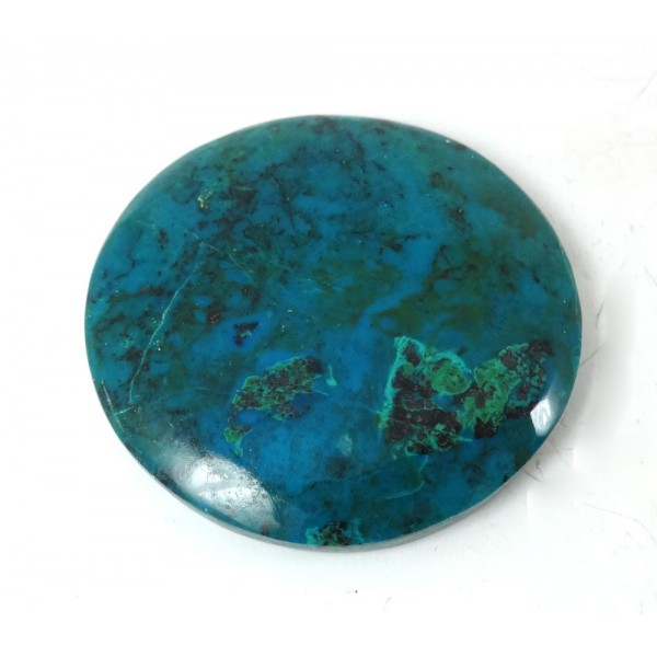 Large Chrysocolla Freeform Cabochon  - for Jewellery making