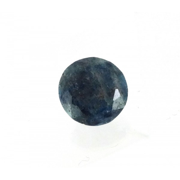 Faceted Euclase Round Gemstone  - for Jewellery making