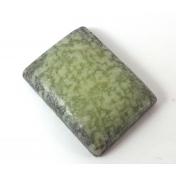 Gaspeite Rectangle Cabochon