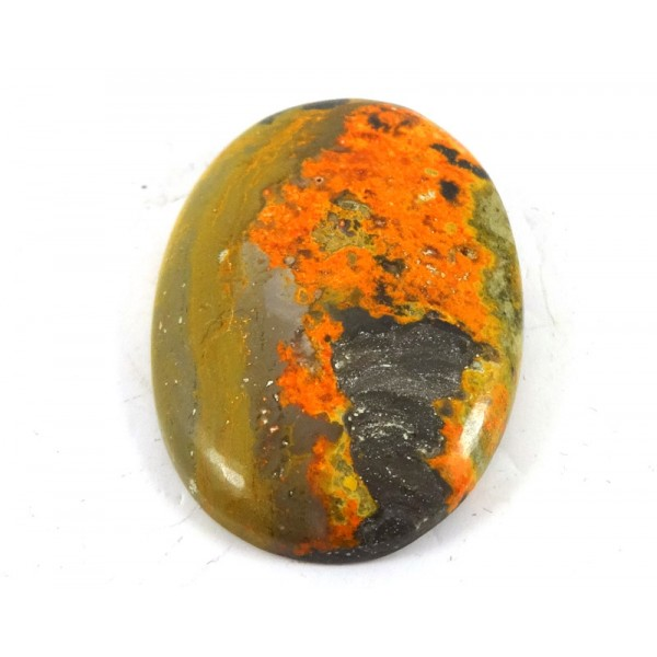 BumbleBee Jasper Cabochon 36mm - for Jewellery making