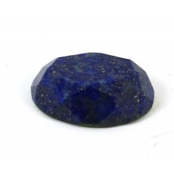 Lapis Lazuli Faceted Oval 22mm