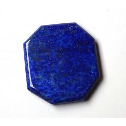 Lapis Polished Shield Shape
