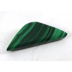 Malachite Polished Triangle Shape