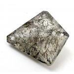 Dendritic Quartz Shape Cutstone