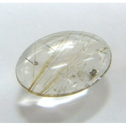 Rutile Quartz Cabochon - for Jewellery making