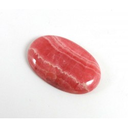 Rhodocrosite Cabochon from Argentina  - for Jewellery Designs