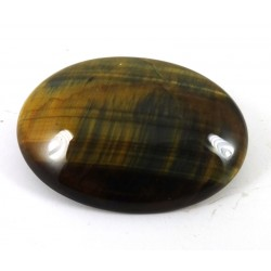 Tiger Eye Cabochon 40mm