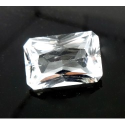 Clear Topaz Gemstone