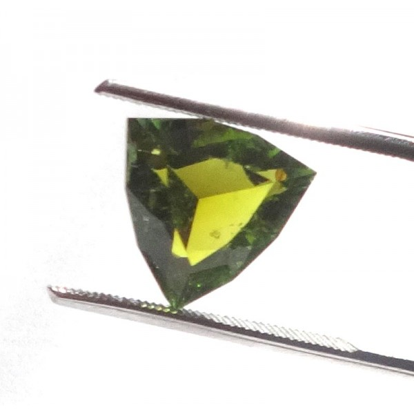 Tourmaline Trillion Style Cut - for Jewellery making