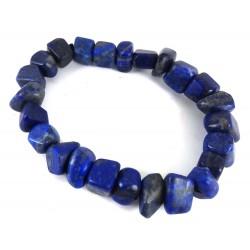 Lapis Lazuli Polished Stone Bracelet