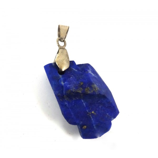 Lapis Lazuli Freeform Shape Pendant