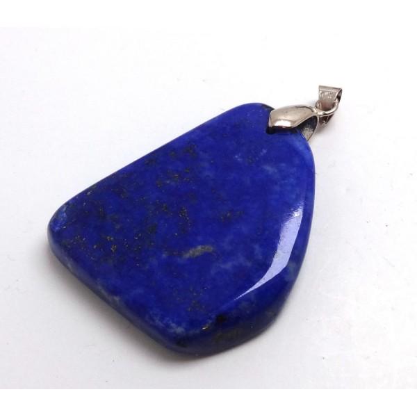 Lapis Lazuli Polished Pendant