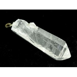 Natural Quartz Point Pendant