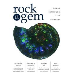 Rock n Gem Magazine Summer 2010 Issue 48
