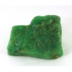 Bright Green Natural Amazonite Crystal Piece