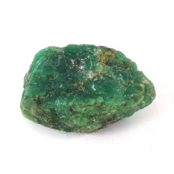 Bright Green Natural Amazonite Crystal Chunk
