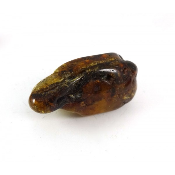 Sumatran Amber Polished Nugget