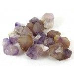 Afghan Amethyst LOT of 16 Crystals