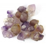 Afghan Amethyst LOT of 16 Crystals