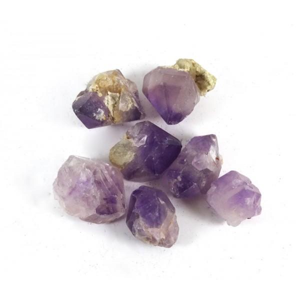 Afghanistan Amethyst Colourful Crystal
