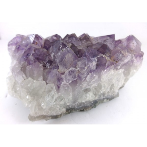 Amethyst Crystal Bed from Brazil