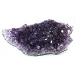 Great Colour Amethyst Crystal Bed from Brazil