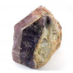 Cut Amethyst Zoned Chunk