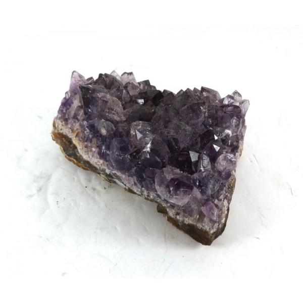 Amethyst Crystal Bed