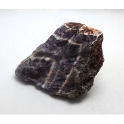 Natural Amethyst Chevron