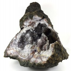 Amethyst Chimney Geode