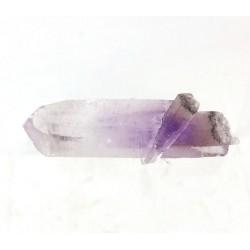 Single Vera Cruz Amethyst Crystal with a Baby Crystal Point