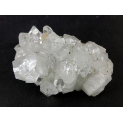 Clear Apophyllite Crystal Cluster