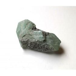 Green Apophyllite Crystal Formation