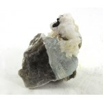 Himalayan Aquamarine with Feldspar and Mica