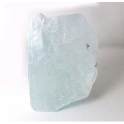 Aquamarine Crystal Part Section