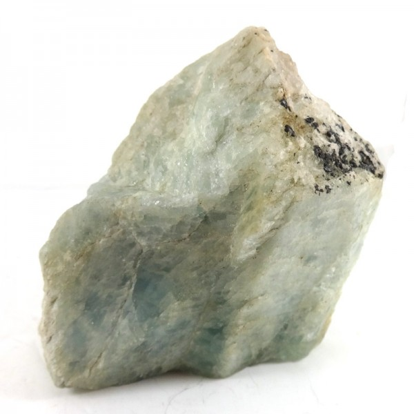 Chunky Aquamarine Part Crystal