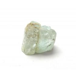 Twin Aquamarine Crystals