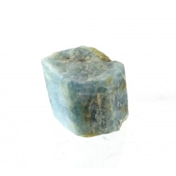 Aquamarine Hexagonal Crystal Section