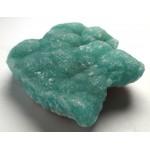 Green Aragonite Crystal Formation