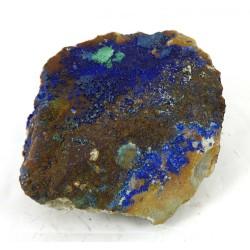 Azurite Crystal Matrix