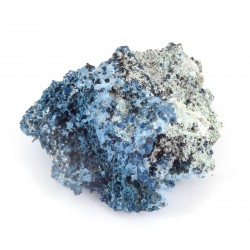Azurite Crystal Formation