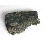 Malachite after Azurite Pseudomorph