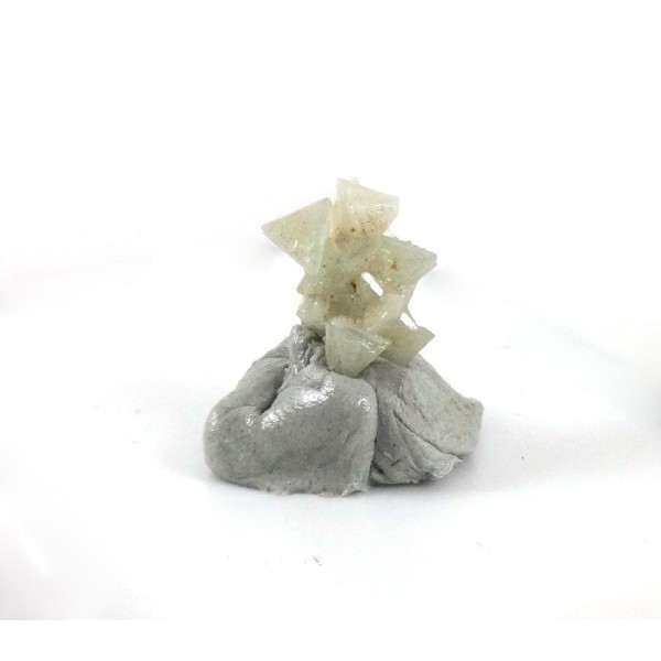 Small Boracite Crystal Matrix