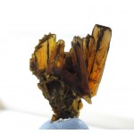 Brookite Crystal Formation